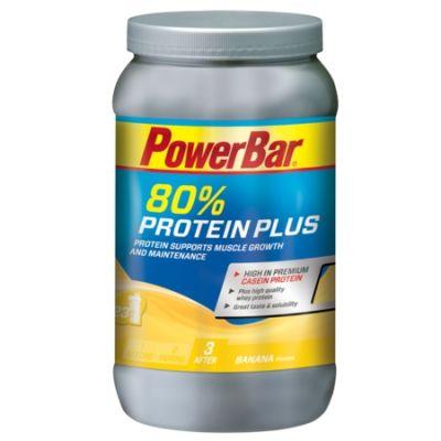 Boisson de récupération PowerBar ProteinPlus 80% Banane 700 gr