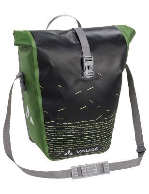 Sacoche porte-bagages Vaude Aqua Back Print Single 24 L Noir/Vert