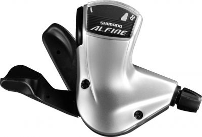 Manette trigger Shimano Alfine SL S7000 8V Argent