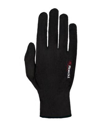 Sous-gants Roeckl Kalamaris Noir