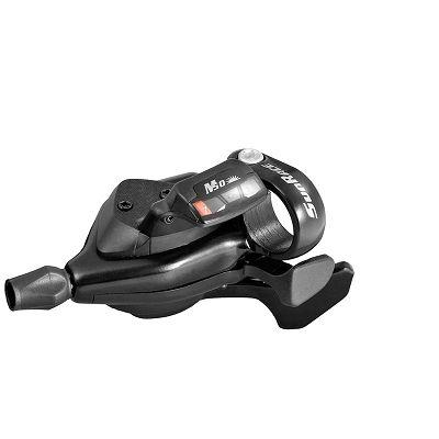 Manette Trigger SunRace 7 vitesses Droite Noir