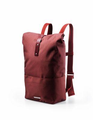 Sac à dos Brooks Hackney Utility Backpack 30 L Rouge/Maron