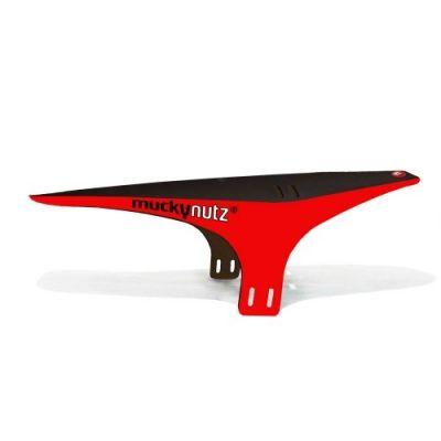 Garde-boue avant Mucky Nutz Face Fender XL Noir/Rouge