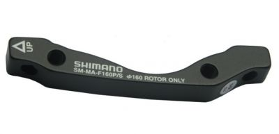 Adaptateur Shimano IS/PM 160 mm avant