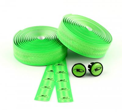 Ruban de cintre Lizard Skins DSP Bar Tape 3.2 Vert