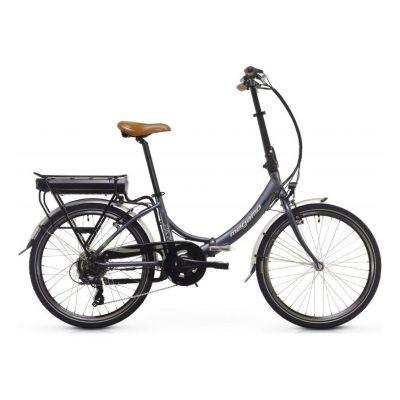 Vélo électrique Pliant Megamo Park 24'' Gris 2020