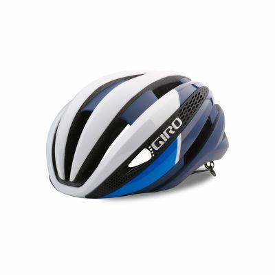 Casque Giro SYNTHE MIPS Blanc/Bleu