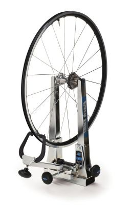 Dévoileur de roues professionnel Park Tool chromé - TS-2.2
