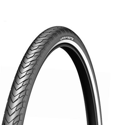 Pneu Michelin Protek 700 x 35C Noir/Flancs réfléchissants