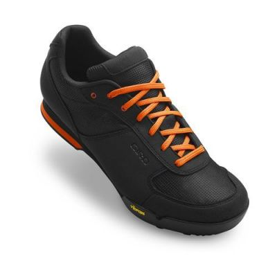 Chaussures Giro Rumble VR Noir/Rouge