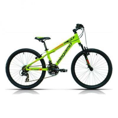 Vélo Enfant Megamo Open Junior Boy 24'' Jaune 2020