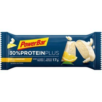 Barre protéinée PowerBar ProteinPlus 30% 55 g Citron/Cheesecake (DLUO Mars 21)