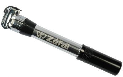 Mini-pompe Zéfal Z Cross AL Noir/Argent