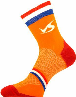 Chaussettes Ventura Socks Carbone Nation Hollande