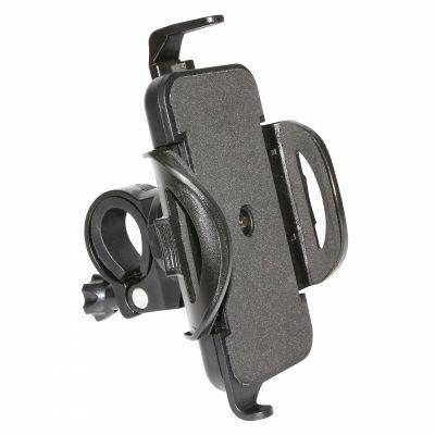 Support Smartphone universel Fixation Cintre Pour 54x111 à 72x127 mm