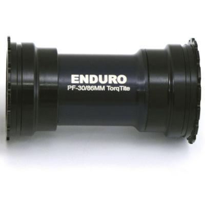 Boitier de pédalier Enduro Bearings TorqTite 386EVO BKS-0161 A/C SS BB386EVO 104 mm Noir