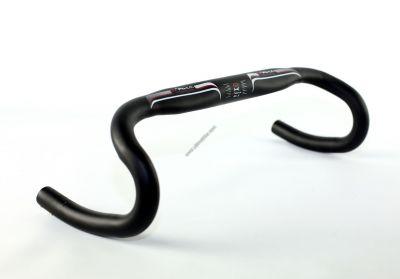 Cintre route ORKA compact 42 cm Noir mat