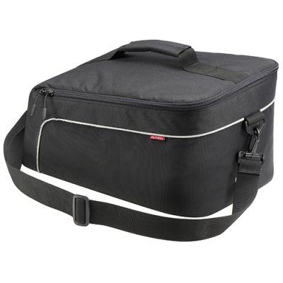 Sacoche arrière KLICKfix Rackpack XL pour Racktime 18 L Noir