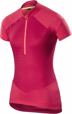 Maillot femme Mavic Sequence Graphic Rose Jazzy