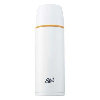 Thermos Esbit Polar 1000 ml avec 2 tasses Blanc