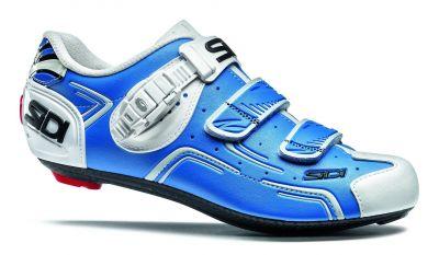 Chaussures Sidi LEVEL Bleu/Blanc