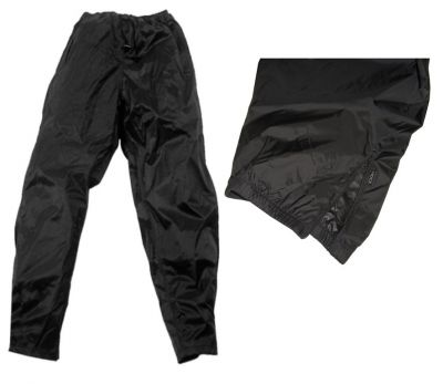 Pantalon imperméable Hock Rain Guard Basic Noir