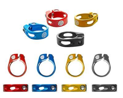 Collier de serrage à visser SB3 Unicolor 34.9 mm (Coloris au choix)