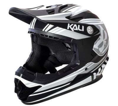 Casque Kali Protectives Zoka Slash Gris/Noir