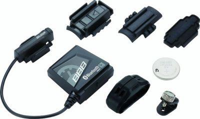 Capteur cadence pédalage BBB + capteur vitesse Bluetooth 4.0 Smart / ANT+ - BCP-61DB