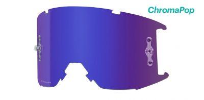 Écran pour masque Smith Fuel/Intake Violet ChromaPop Everyday