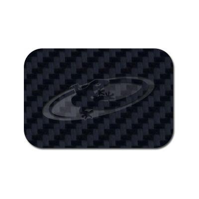 Protections de cadre Lizard Skins Carbon Leather (6xPatches)