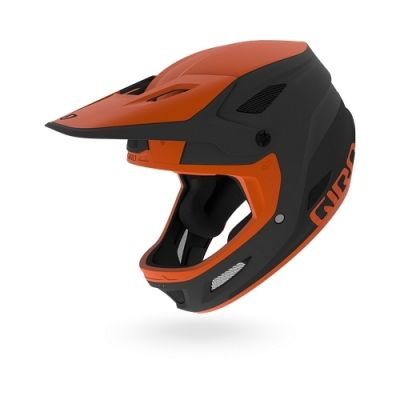 Casque Giro Disciple MIPS Noir Mat/Orange