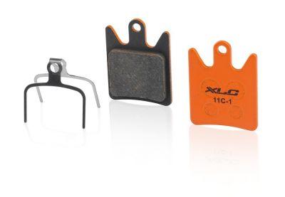 Plaquettes de frein XLC BP-O29 Hope Moto V2 Organiques