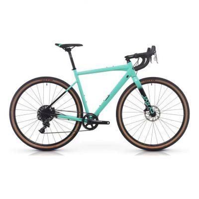 Vélo de Gravel Megamo Jakar 20 Vert 2020
