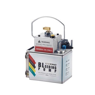 Pompe de purge électrique Tektro pour circuit de frein hydraulique