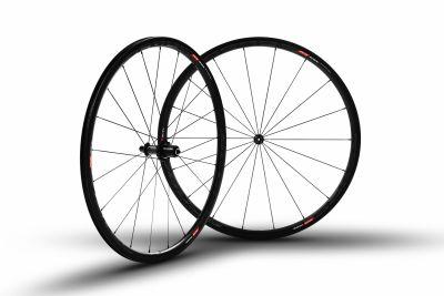 Roues carbone Scope R3c 35 mm pneu Shimano 11V Noir