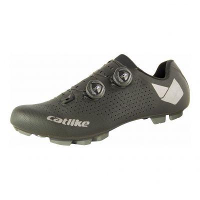 Chaussures VTT Catlike Whisper Oval Carbon Noir
