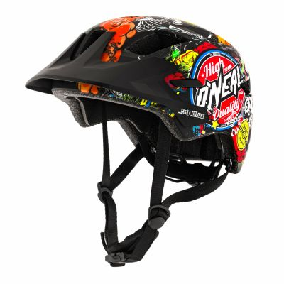 Casque VTT O'Neal Rooky enfant Helmet Crank Multi