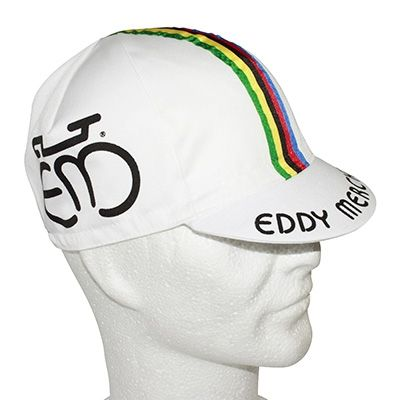Casquette Equipe Vintage Eddy Merckx World Champion