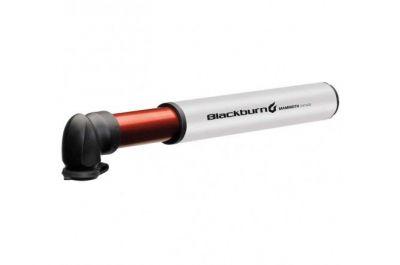 Mini-pompe Blackburn Mammoth 2Stage Any-Valve Argent