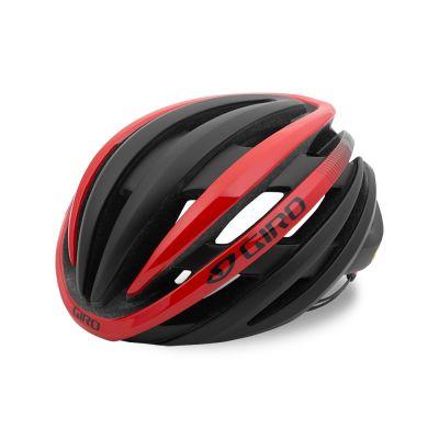Casque Giro CINDER Noir mat/Rouge Bright