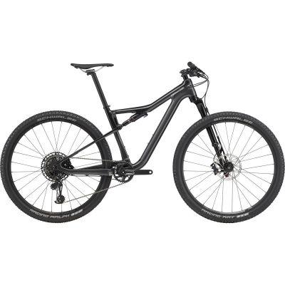 VTT Cannondale Scalpel SI Carbone 4 Noir 2020
