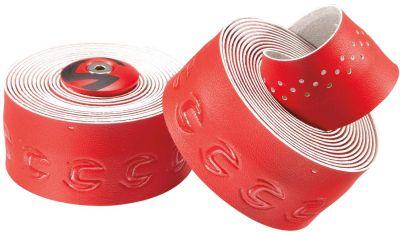 Ruban de cintre Cannondale Superlight Microfibre Rouge