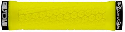 Poignées Lizard Skins Lock-On Moab Jaune Neon