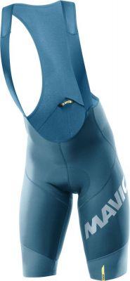 Cuissard imperméable Mavic Cosmic Pro Thermo Bleu Seaport