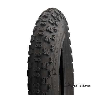 Pneu Deli Tire 12.1/2 x 2.1/4 S-101 TR Noir