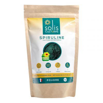 Spiruline Solis CULTURAE en poudre 300g