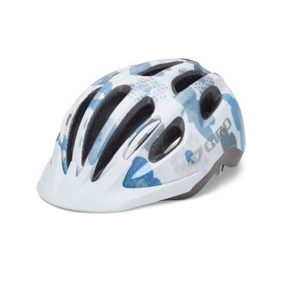 Casque Giro FLEURRY II Blanc/Bleu