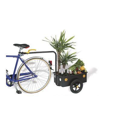 Remorque vélo Bellelli Eco Trailer Mini 40 L