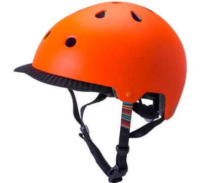 Casque Kali Protectives Saha Spell Orange Mat